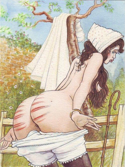 Dandole azotes en el culo a su mujer - 2 part 1