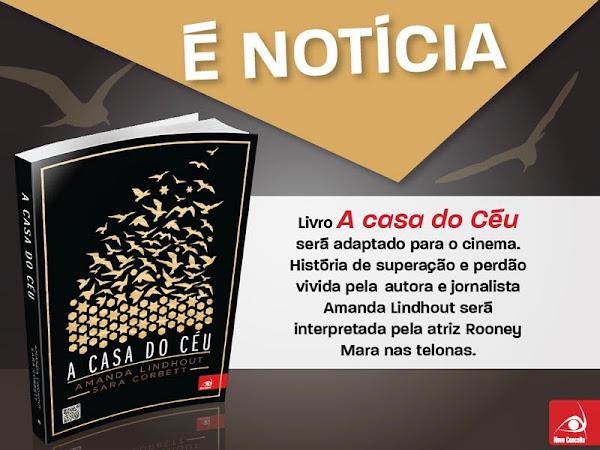 """""""A Casa do Céu"""" nas Telonas!"""