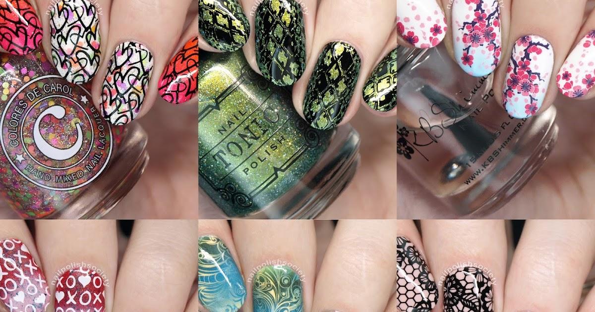 Nail Polish Society: What\'s Up Nails Stamping Plates and Water ...
