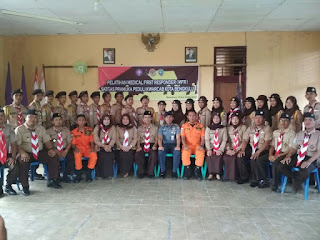 Pelatihan MFR Pemula Kwarcab Kota Bengkulu