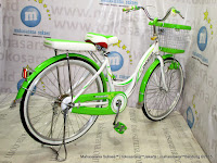City Bike Phoenix 26-99 Mini Kunci Setang 26 Inci