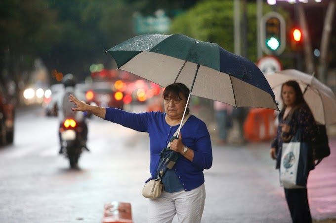 Potencial de lluvias en al menos 28 estados del país