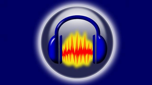 برامج Audacity تعديل الصوتيات