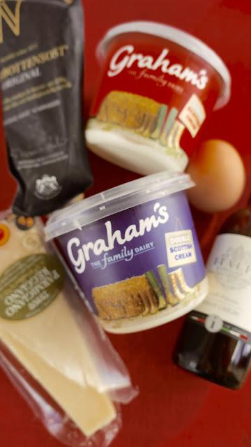 Fanny Cradock Green Cheese Ice Cream