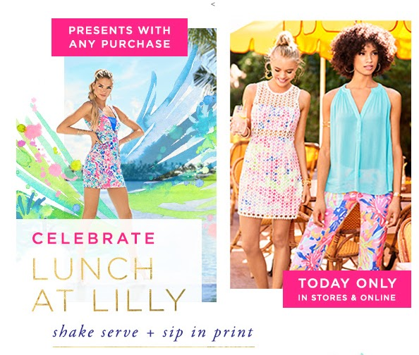 Saturday Shopping: Lunch at Lilly + Victoria Beckham for Target