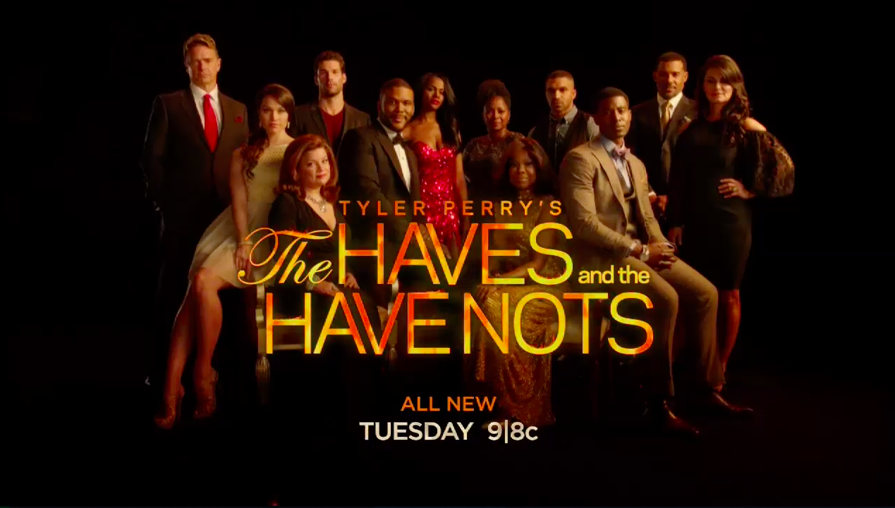 Tyler Perry's The Haves and the Have Nots Season 2 ratings are huge!