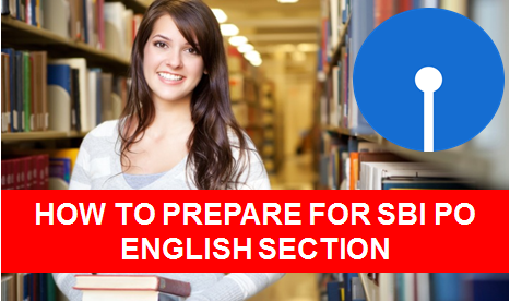 SBI PO ENGLISH SECTION PREPARATION
