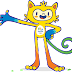 Vinicius - Look Me on Olympic World Rio Mascots 2016