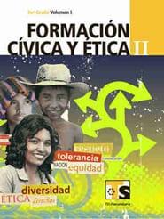 Formación Cívica y Ética II Volumen II Libro para el Alumno Tercer grado 2018-2019 Telesecundaria