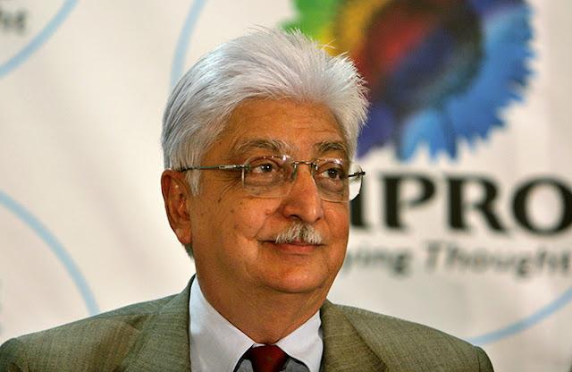 Biografi Azim Premji, Penguasa Bisnis Software dari India