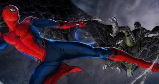 Spider-Man visitaría la base de Los Vengadores