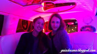 guia de roma limousine iluminada - Passeio noturno de limousine em Roma
