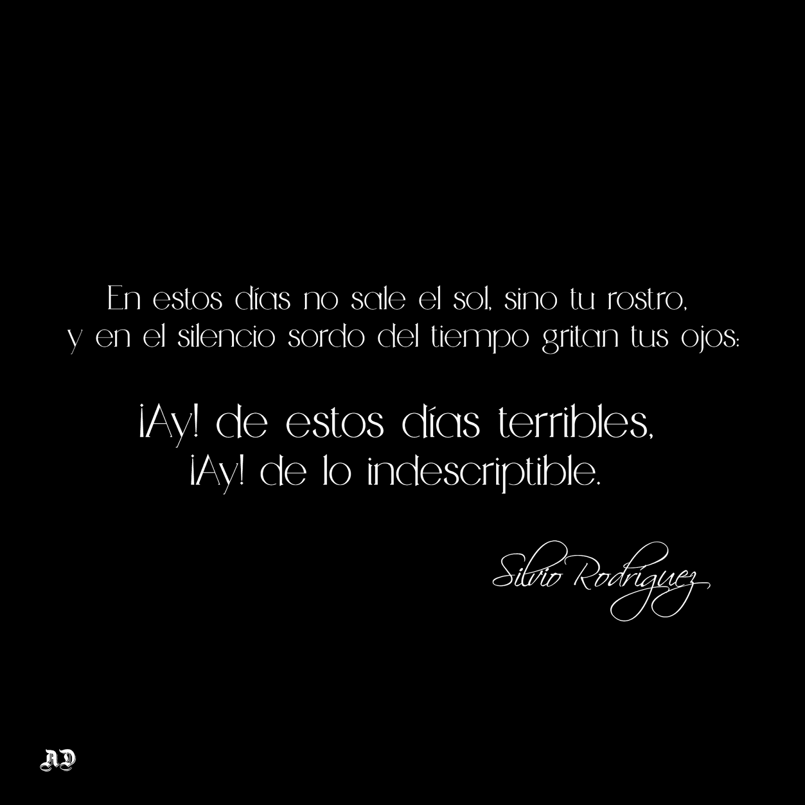 Frases De Silvio Rodriguez