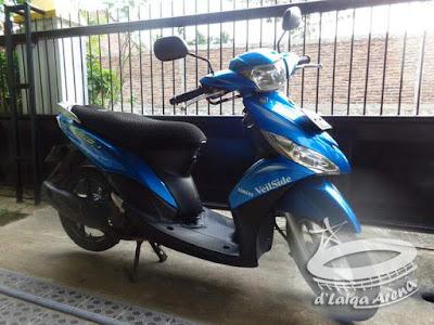 Yamaha Mio J