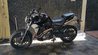 RAJA MOGE BEKAS : Dijual Moge Yamaha MT03 Special Edition - BEKASI
