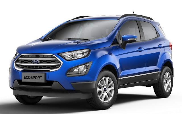 Ford EcoSport 1.5 Automático para PcD sai a R$ 63.072 reais
