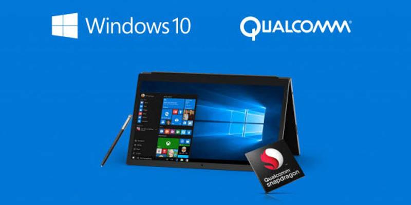 PC ARM Windows 10 Snapdragon 835