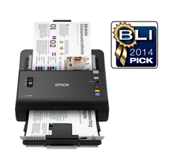 Epson WorkForce DS-860 driver & software (Recommended)