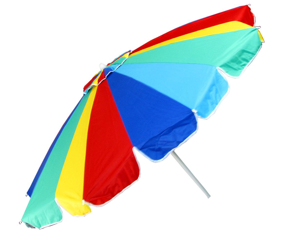 Beach Umbrella: Business Gifts By Karam Advertising: Promotional Umbrellas