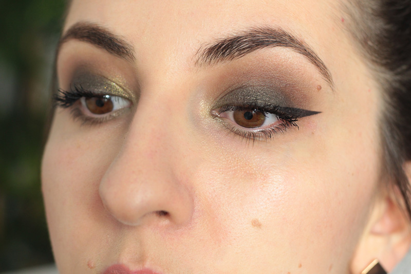 Green Smokey Eye | Tutoriel