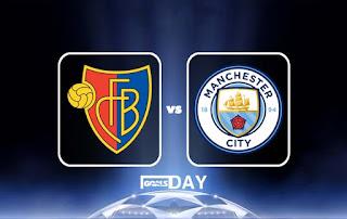 Basel vs Manchester City – Highlights