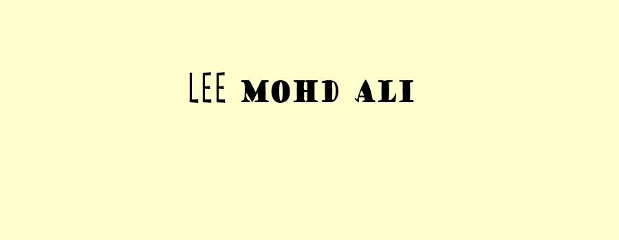 Lee Mohd Ali