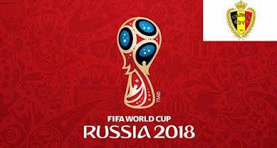 Senarai Penuh Pemain Belgium Piala Dunia 2018