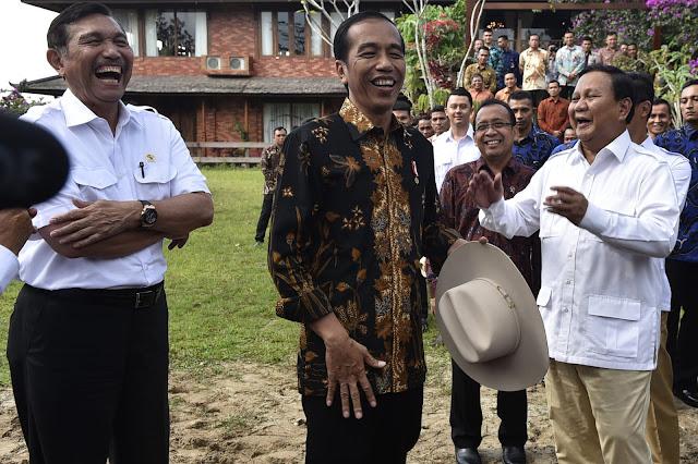 Luhut: Indonesia Dipuji Dunia karena Kepemimpinan Jokowi