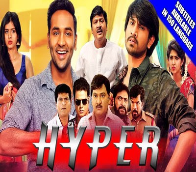 Hyper (2018) hindi dubbed movie watch online HDrip