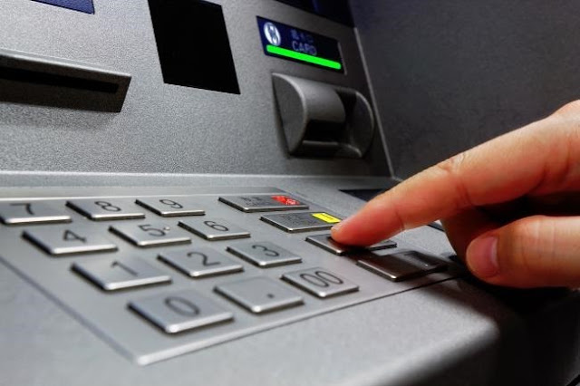 Tastiera skimmer carte ATM Bancomat