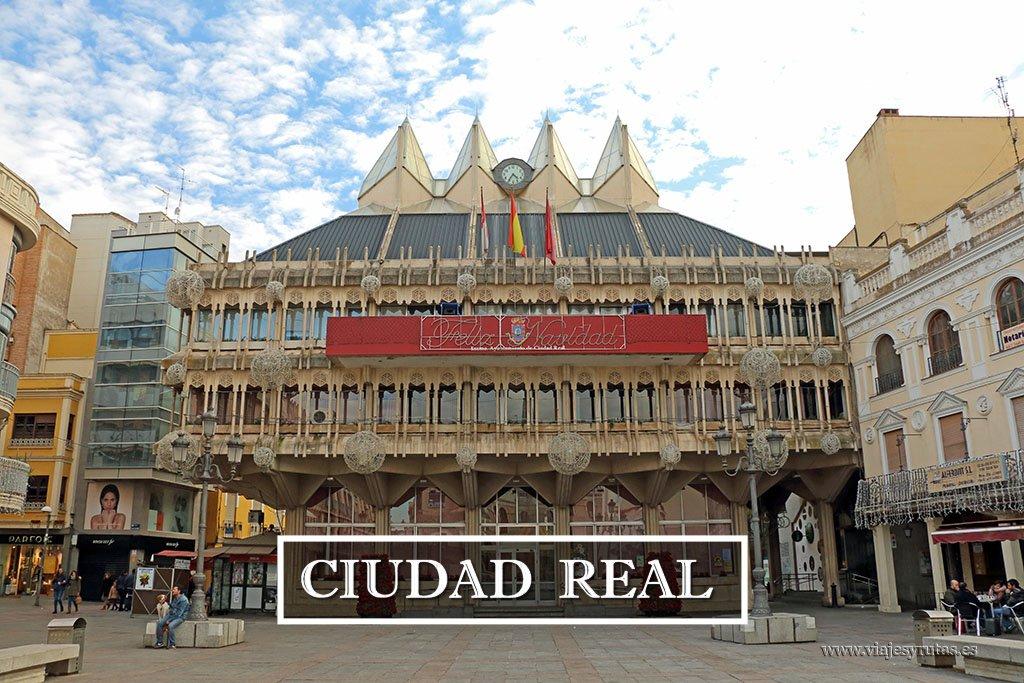 Descubriendo Ciudad Real, Castilla la Mancha
