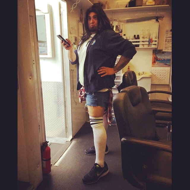 PLL Crew Emily Fields Halloween Costume
