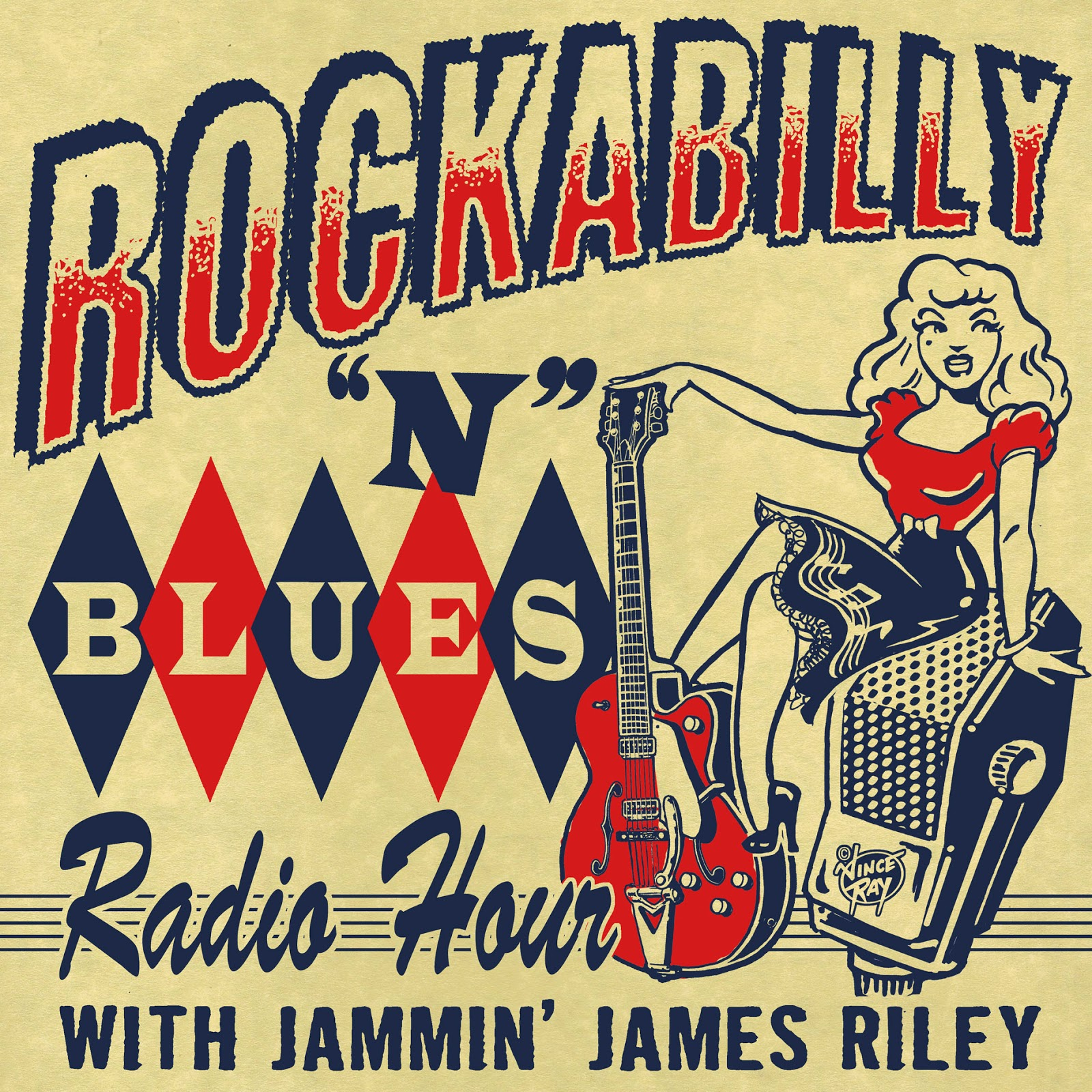 Rockabilly N Blues Radio Hour Archives page, stream or download shows…