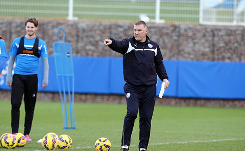 LEICESTER CITY - Nigel Pearson