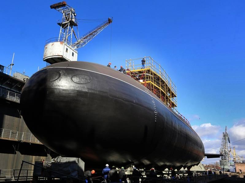 Kapal selam siluman Petukhov Indonesia dari Rusia