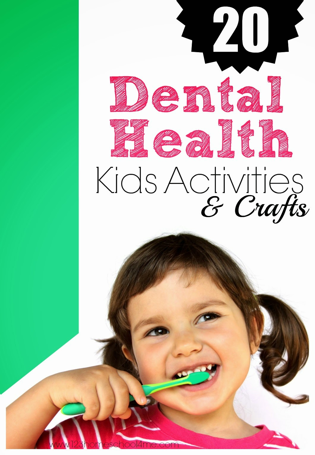 20 Dental Health Month Crafts And Activities For Kids Amp T