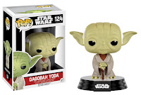 Funko Pop! Dagobah Yoda