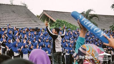 Bank Jateng Borobudur Marathon 2017