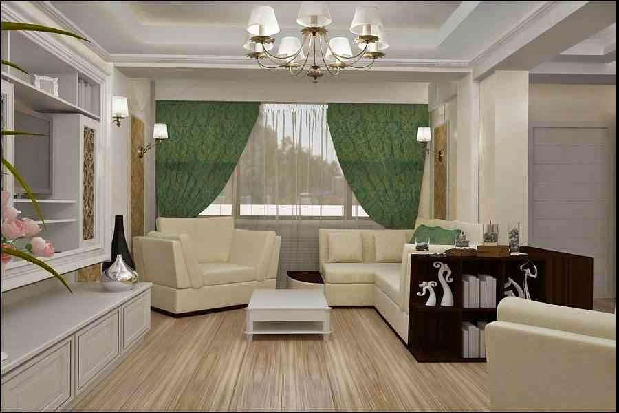 Design interior living de lux