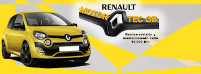 Taller Renault  Especializado - Motortec GB - Bogota