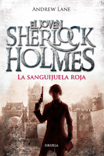 El joven Sherlock Holmes. La sanguijuela roja