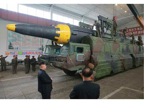 north korea, north korea missile, north korea ballistic missile, north korea missile range, hwasong 12,  Hwasong-12 range