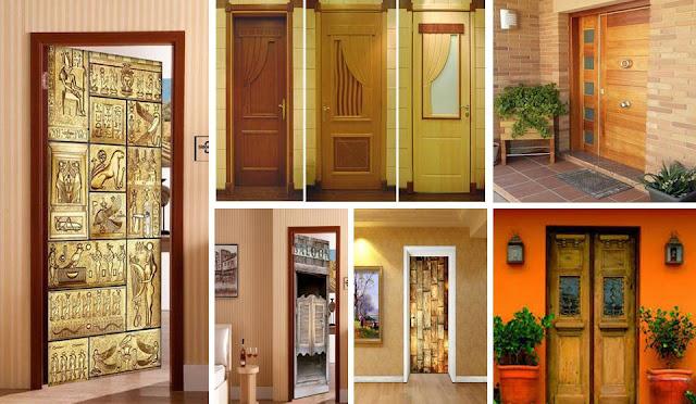 Top Modern Wooden Door Designs for Home 2018