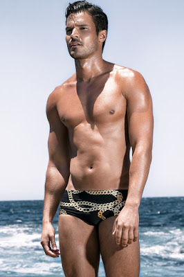 2Eros Cuban Swimwear Black-Gold Gayrado Online Shop