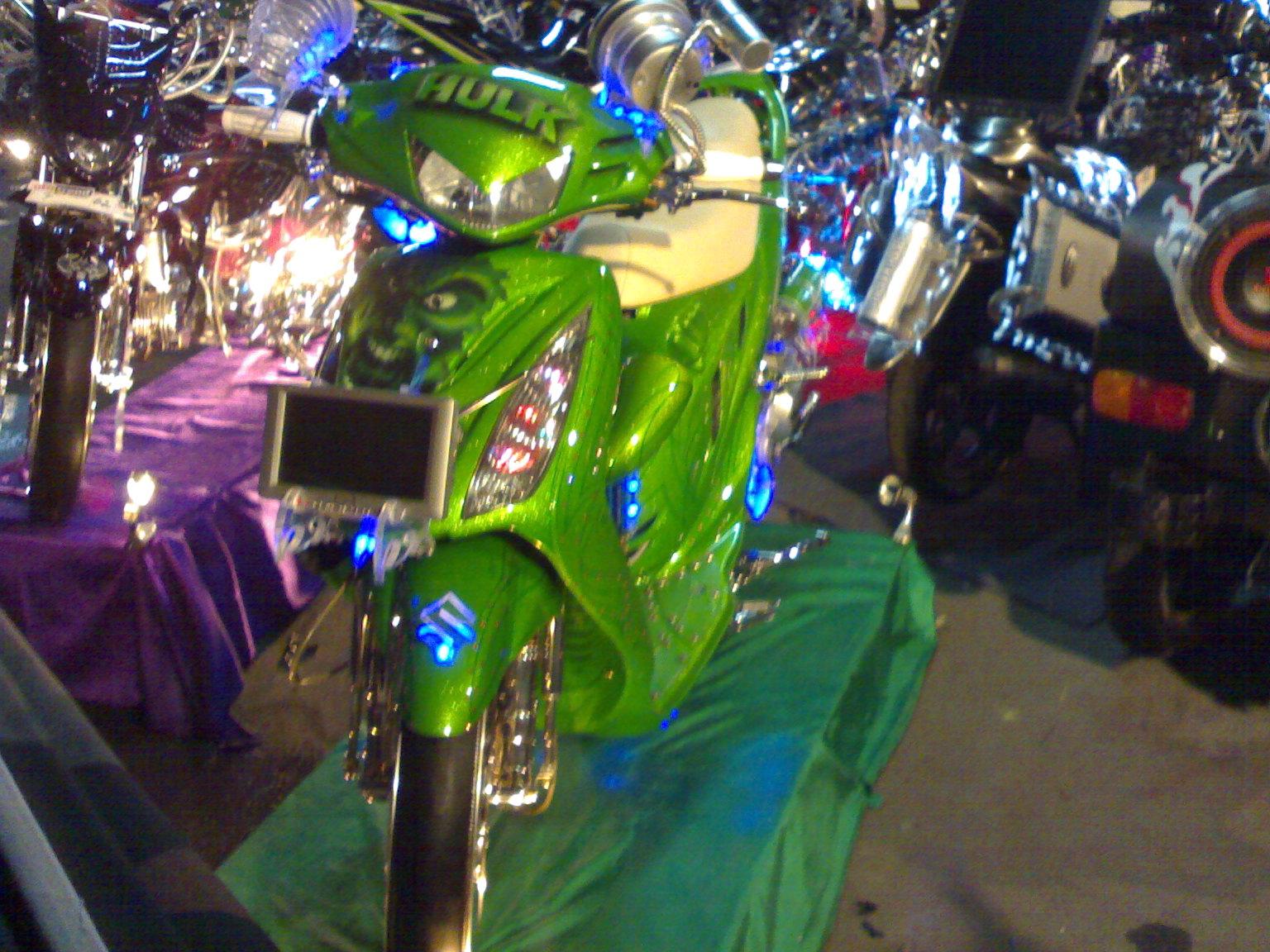 Modif Yamaha Fix R Modifikasi Motor Yamaha