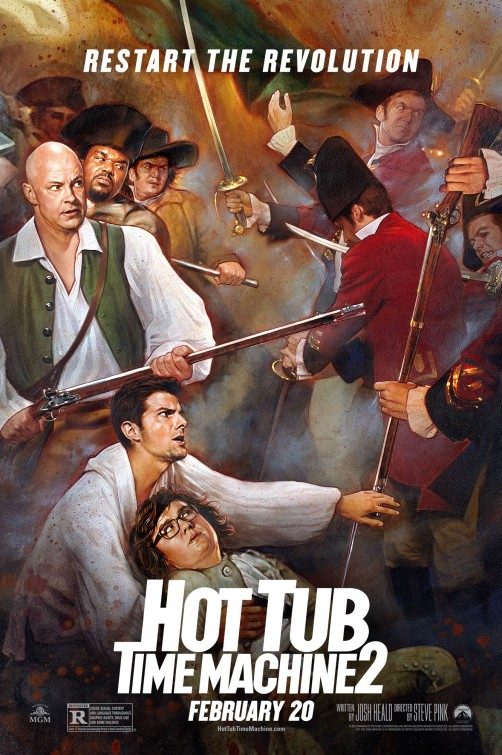 Hot Tub Time Machine 2 สี่เกลอเจาะเวลาทะลุโลกอนาคต [HD][พากย์ไทย]