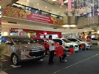 pameran mobil di surabaya plaza