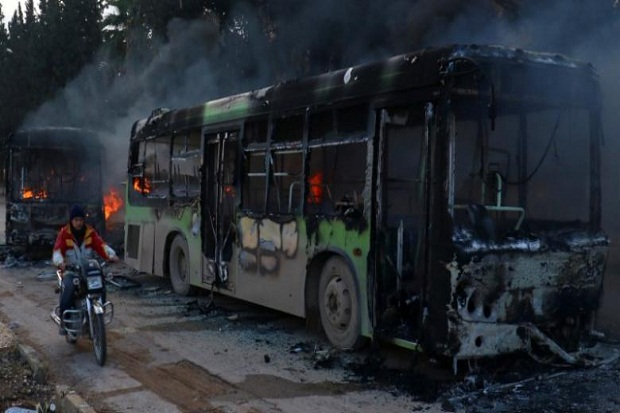 Warga Aleppo: