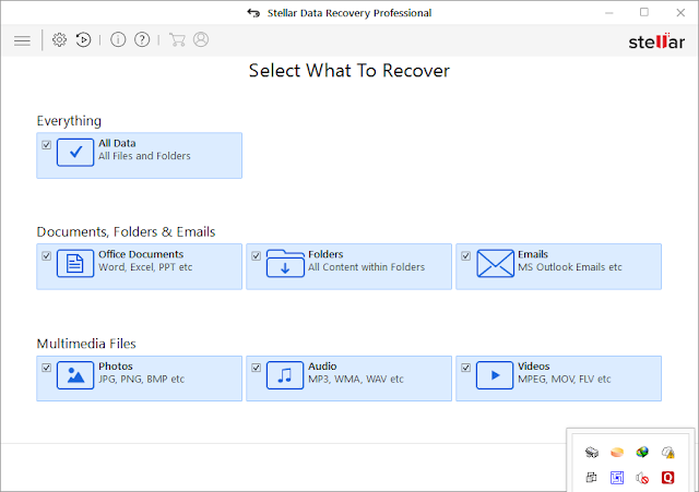 Stellar phoenix windows data recovery Pro 8.0 Full Cracked