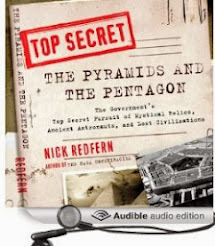 The Pyramids and the Pentagon, Audio Edition, 2013: